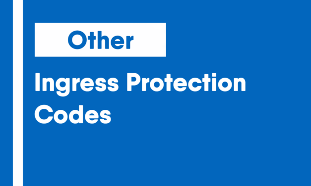 Ingress Protection Codes