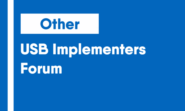 USB Implementers Forum